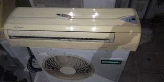Aire acondicionado 4000 frigorias frío y calor