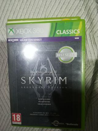 Vide juego xbox 360