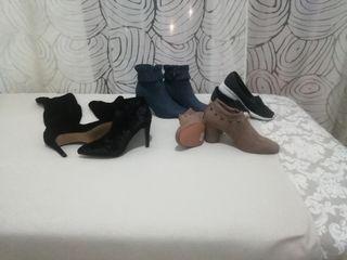 lote da botas