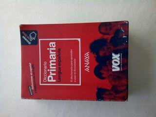 Diccionario Primaria. Editorial Vox