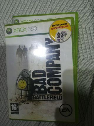 Video Juego Xbox 360