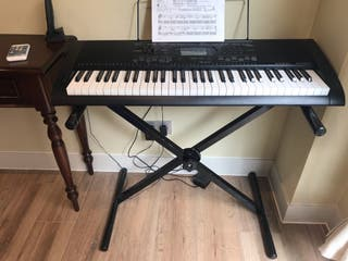 Piano teclado órgano