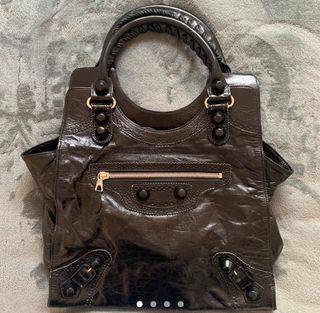 Balenciaga bag Giant boho