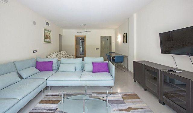 Apartamento en venta en Benahavís (Atalaya Isdabe, Málaga)