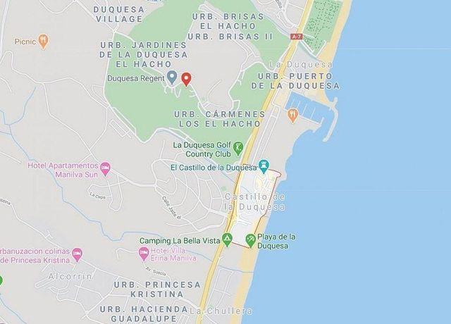 Piso en venta en La Duquesa en Manilva (Castillo de la Duquesa, Málaga)