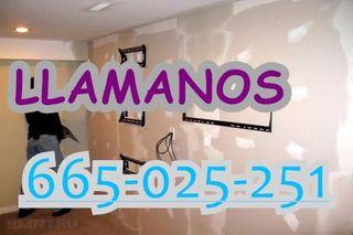 Pladur, techos, paredes, muebles, insonoriza