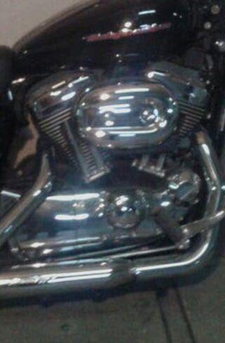 Motor Harley 1200cc 15.000km