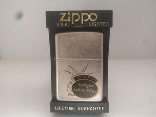 Zippo de Plata