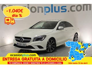 Mercedes-Benz Clase CLA CLA 200 CDI Urban 100kW (136CV)
