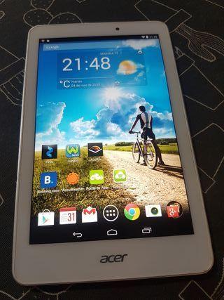 Tableta Acer Iconia 8 pulgadas