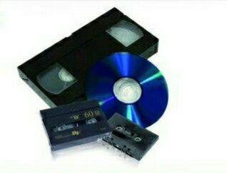Tus cintas ahora en pendrive o DVD