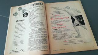 1954. Revista EL FARMACÉUTICO