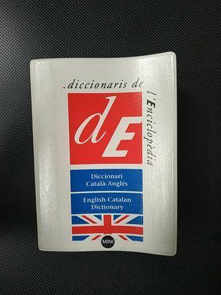 Diccionario Catalan-Inglés