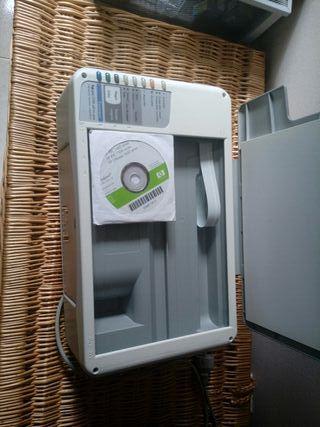 impresora y escaner hp 1110