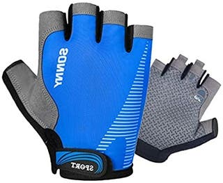 KUDOON Guantes Gimnasio Fitness Hombre Mujer Cicli