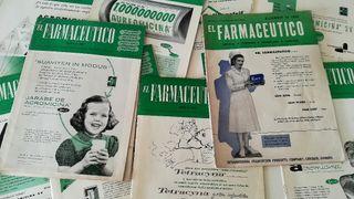 1953. Revista EL FARMACÉUTICO