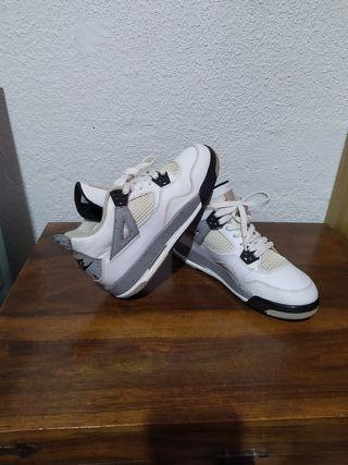 Nike Air Jordan 4 retro colección