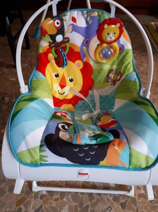 hamaca de bebé Fisher Price