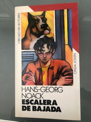 Escalera de bajada - Hans-Georg Noack