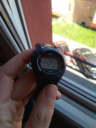 Reloj Casio Digital 5bar