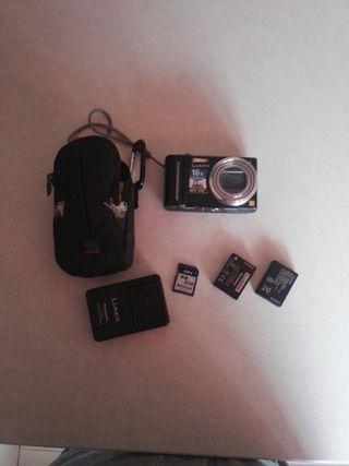camara Panasonic tz28