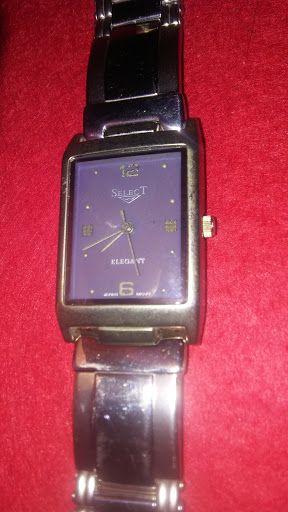Reloj Vintage marca Select Elegant