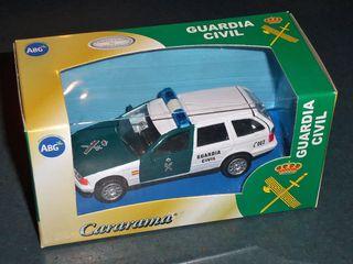 Coche BMW de Guardia Civil - CARARAMA 1/43