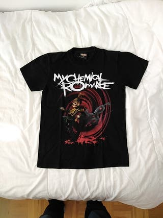 camiseta de my chemical romance