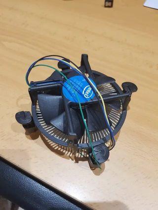 Disipador intel Socket 1150-1151 5