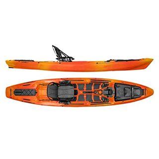Kayak de Pesca Attak 140 Wilderness