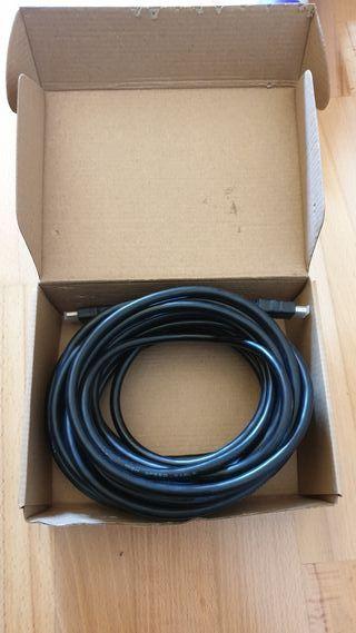 Vendo cable hdmi de 10 metros. Totalmente nuevo