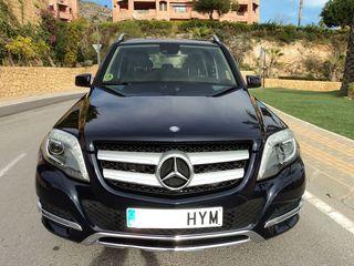Mercedes-Benz GLK 350CDI-4MATIC-NACIONAL+LIBRO REV