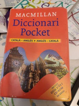 Diccionario Catalán Ingles
