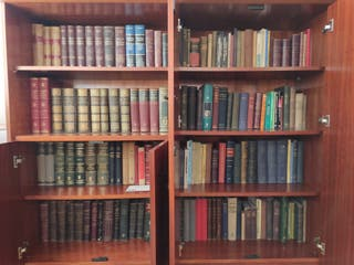 Libros de medicina antiguos