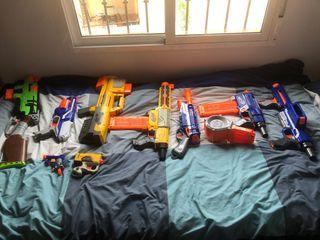 Pack pistolas NERF