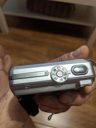 cámara de fotos y dwd para coche