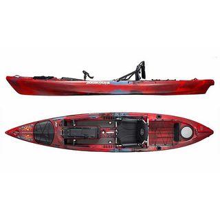 Kayak de pesca Kraken 13.5 Jackson Kayaks
