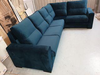 sofá con rinconera