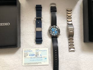 Seiko prospex great Blue hole SPB083
