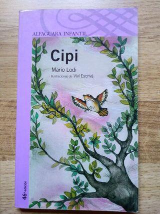 """Libro infantil""""CIPI"""""""
