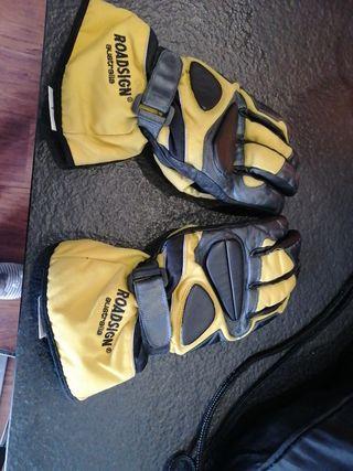 guantes de moto Roadsign