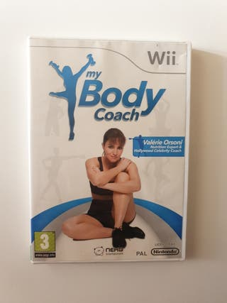 My body coach Wii