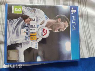 FIFA 18 EA SPORTS PS4