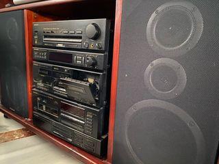 Equipo música technics y pioneer