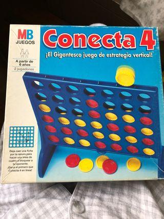 Juego de mesa CONECTA4
