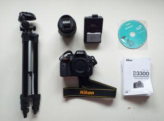 Cuerpo Nikon D3300
