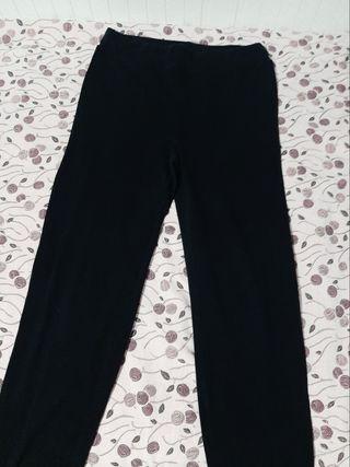 Pantalón chándal negro