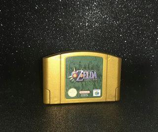 Zelda Majora's Mask N64