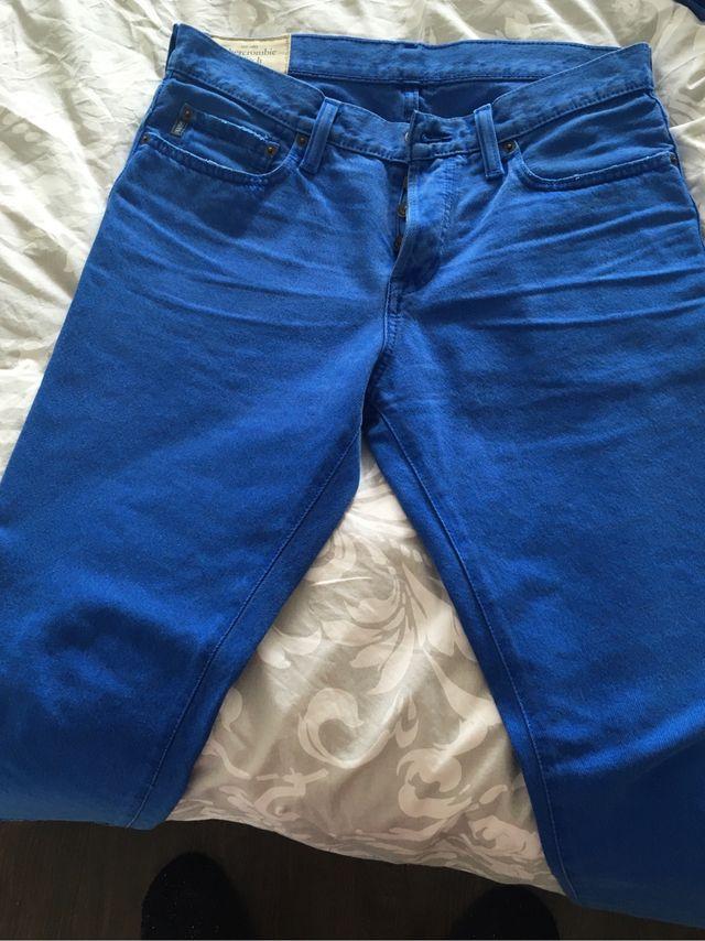 Pantalones Abercrombie Talla 32x32 De Segunda Mano Por 25 En Molina De Segura En Wallapop