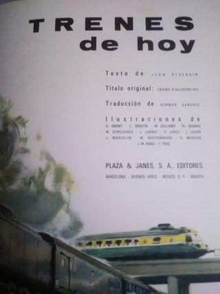 LIBRO TRENES DE HOY.